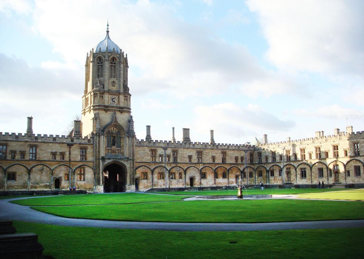 英国牛津大学LMH优秀本科生一年期访问学生海外学习项目